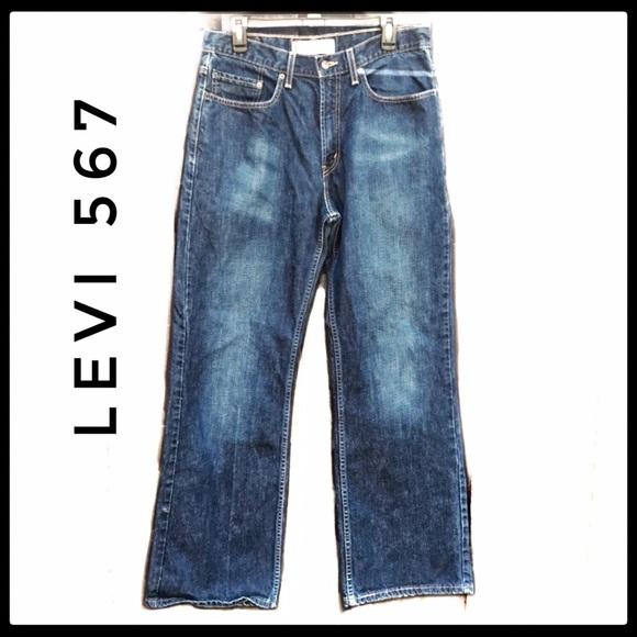 225ce7bb661 Levi's Jeans | Levi 567 Low Loose Boot Cut 32 32 | Poshmark
